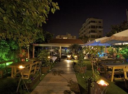 מסעדה בטיילת תל אביב