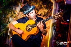 ערבי מוסיקה במסעדת באבא יאגה