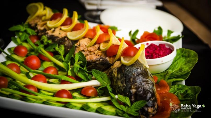 המסעדה שלנו – דוגמה מספר 8