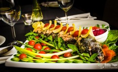 המסעדה שלנו – דוגמה מספר 7
