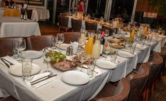 ארוחות עסקיות ביום שישי בתל אביב