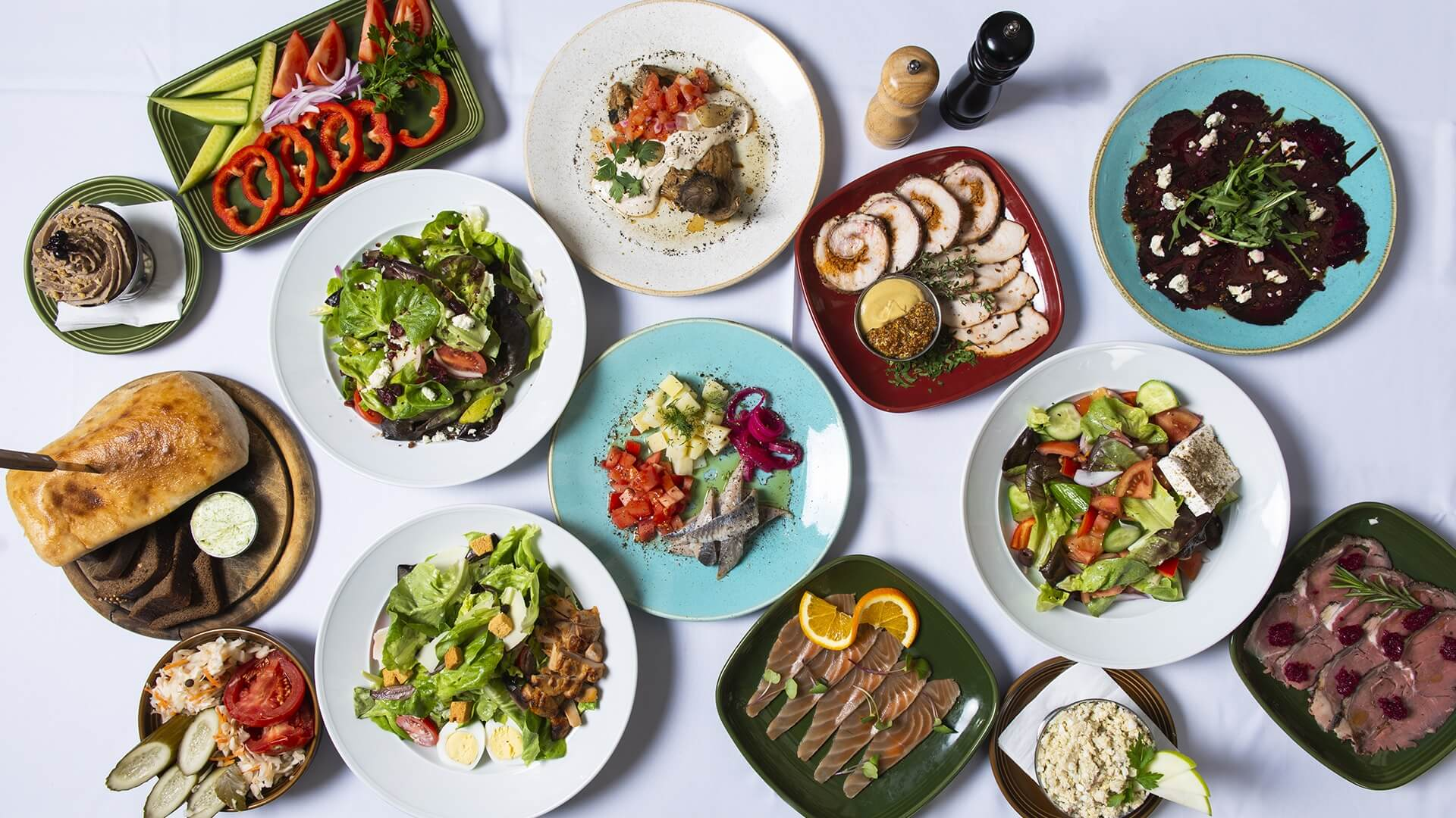 מסעדות טרנדיות תל אביב