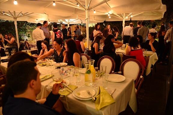 אירועים במסעדה