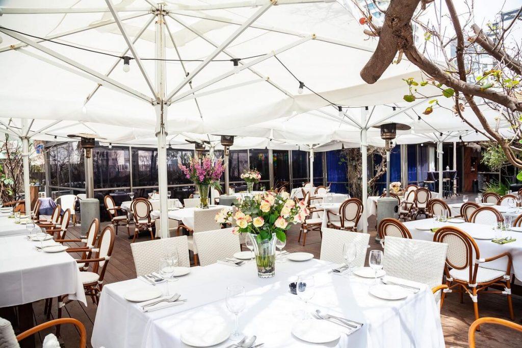 מסעדות מומלצות במרכז תל אביב