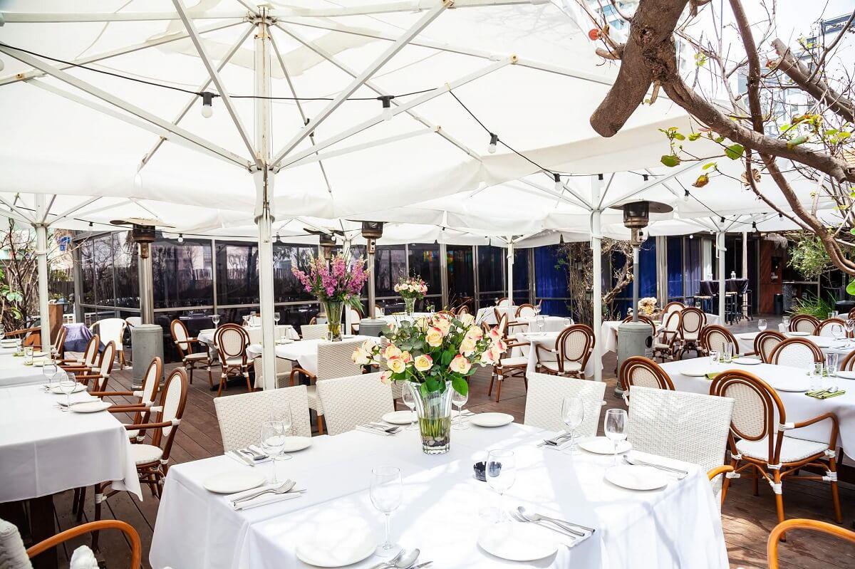 מסעדה לחגוג יום הולדת תל אביב