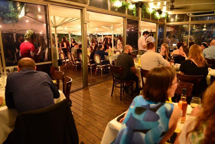בר / בת מצווה במסעדה בתל אביב